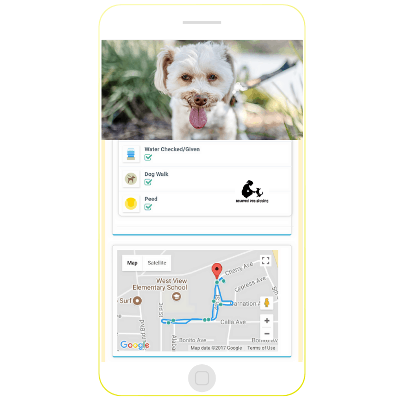dog walking app san diego